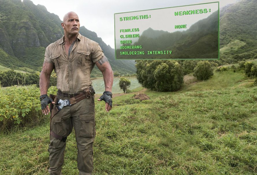 Why Jumanji: Welcome to the Jungle is Probably the Best Videogame Movie Ever Made