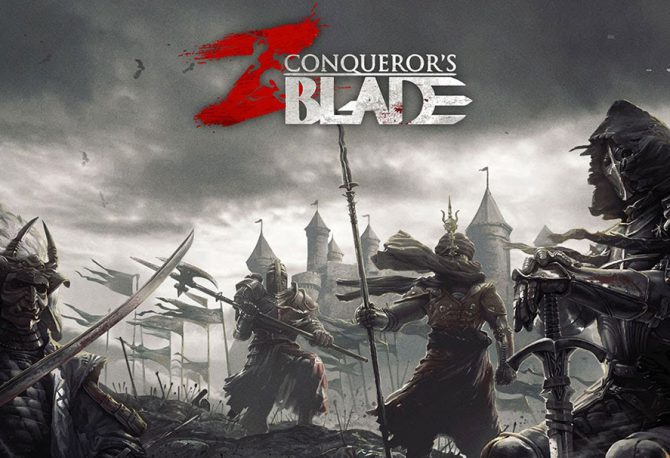 Conquerer's Blade - Early Access footage