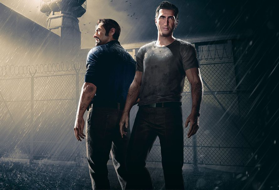 A Way Out Let's Play