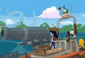 Adventure Time: Pirates of the Enchiridion dated and detailed