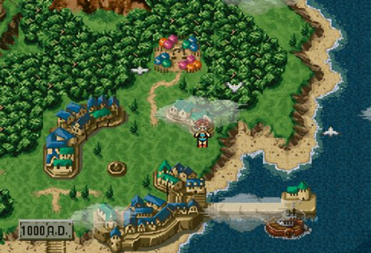 Incoming patch will restore original Chrono Trigger graphics on PC