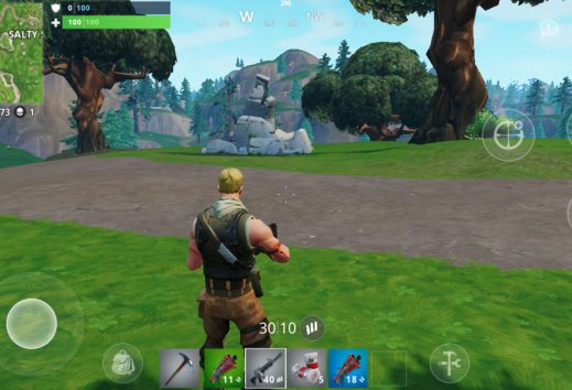 Fortnite Battle Royale now available to all on iOS