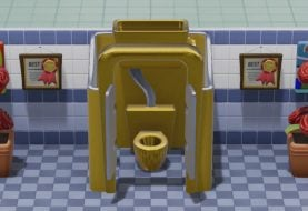 Golden Toilet revealed as Two Point Hospital mystery item