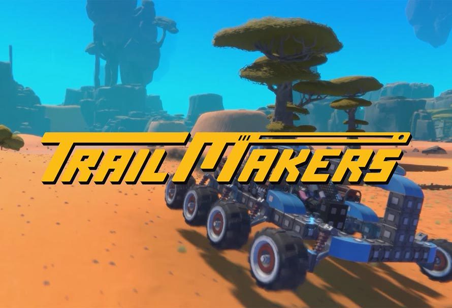 Trailmakers – Early Access Gameplay