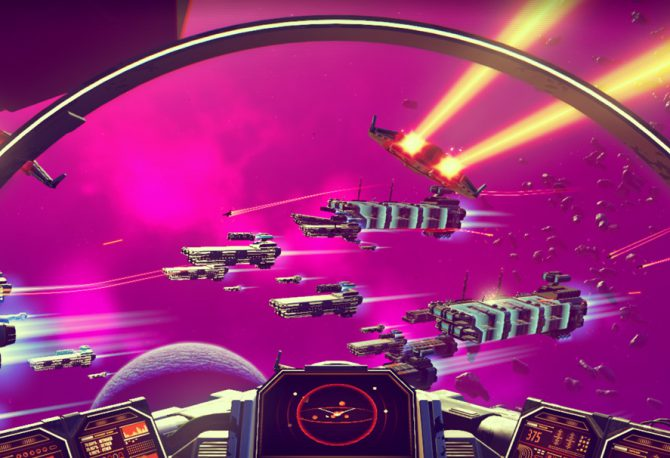 Has Amazon leaked No Man's Sky Xbox One launch date?