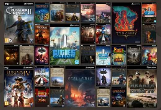 Paradox Games - What GMG Recommends