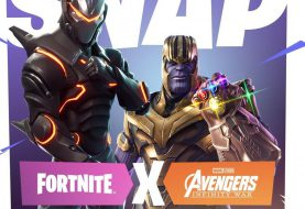 Infinity Gauntlet Mashup event brings Thanos to Fortnite