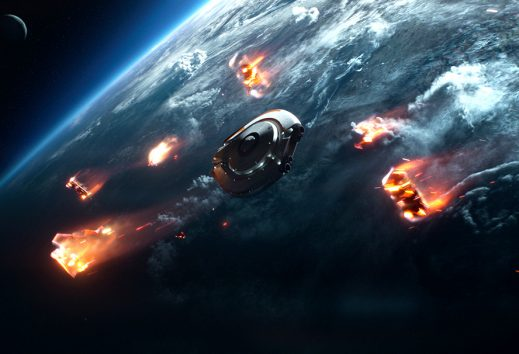 Is Lost in Space just Lost, In Space?