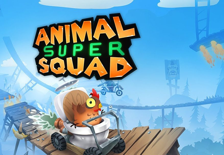 Chart Expert Game – Win a Key for Animal Super Squad!