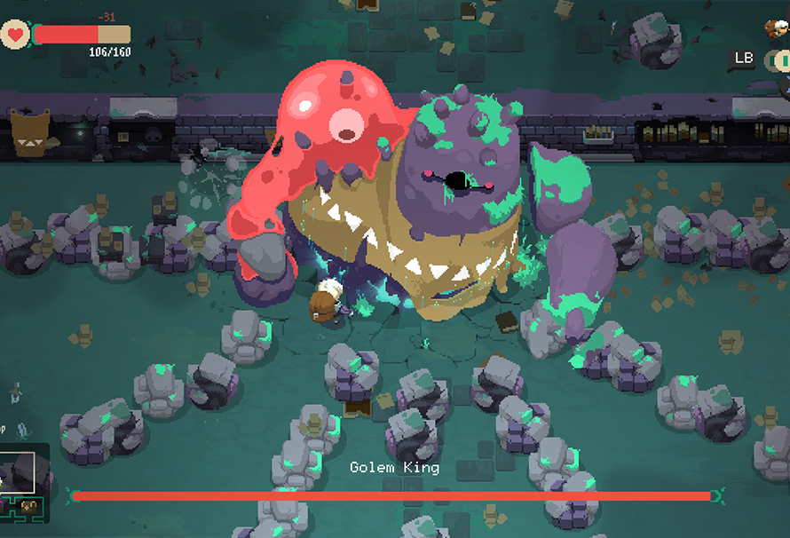 Chart Expert Game – Win a Key for Moonlighter!