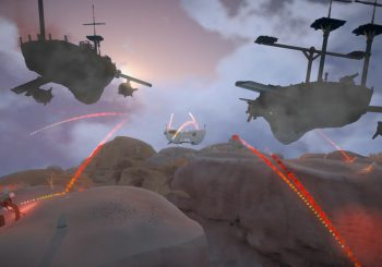 Worlds Adrift Launches People Into the Sky