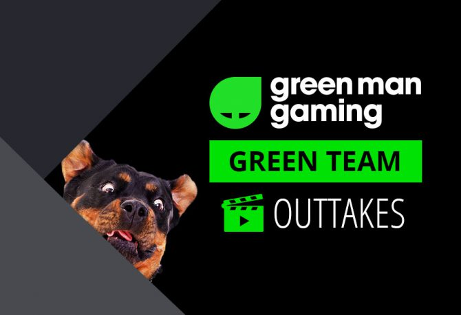 Green Team Outtakes - Too Hot To Handle
