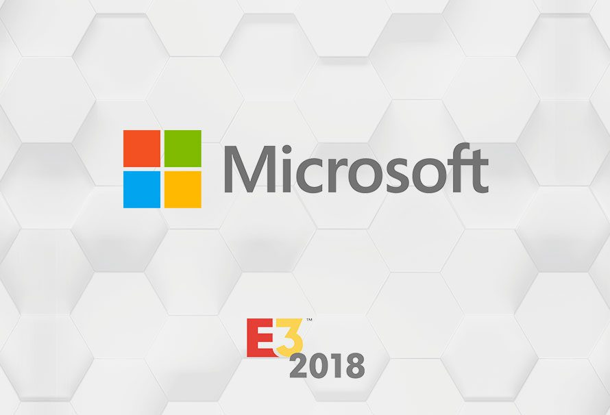 E3 2018 – XBOX Conference Highlights