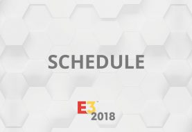 E3 2018 Conference Schedule