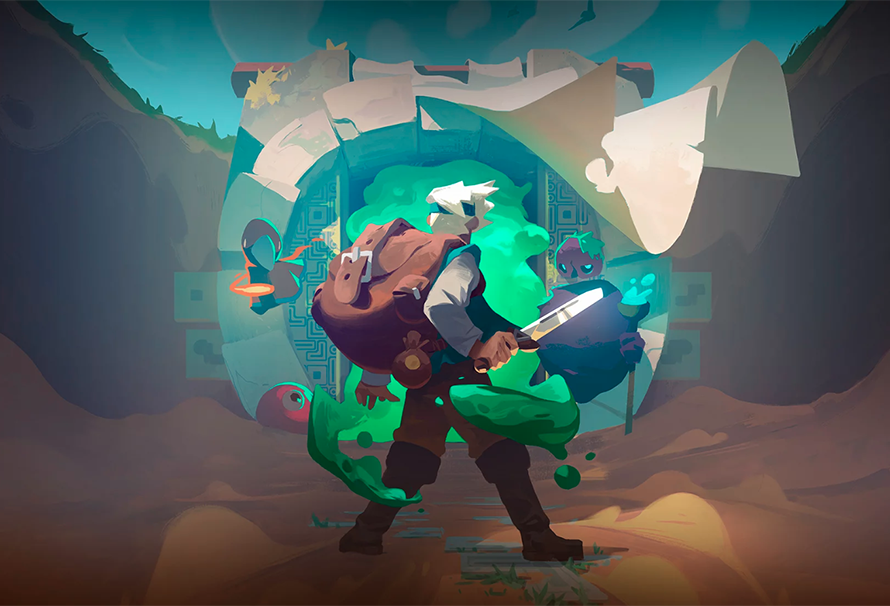 Moonlighter – Green Team Presents