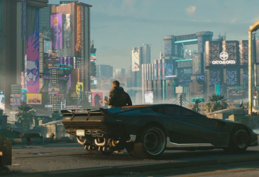 CD Projekt Red lifts lid on Cyberpunk 2077