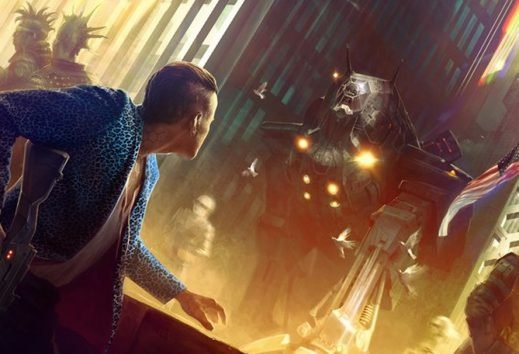 E3 2018 - First Look at Cyberpunk 2077