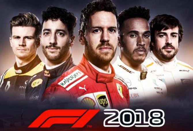 Drivers use F1 2018 to prepare for return of French Grand Prix