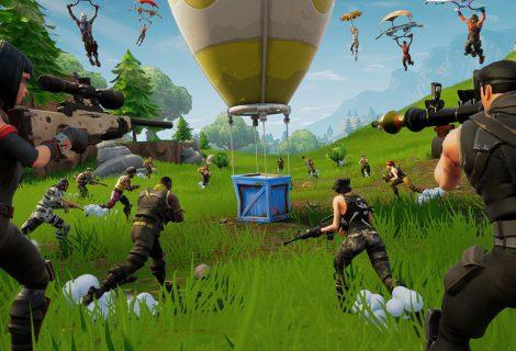 Fortnite in-game purchases pass $1 billion mark
