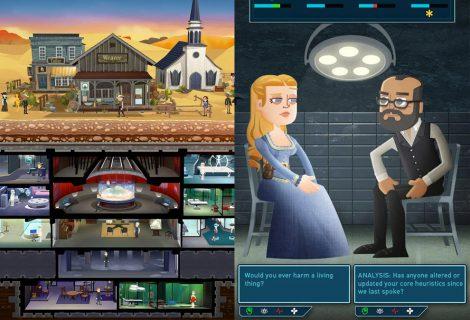 Bethesda Sues Warner Bros., Developers Behind Westworld Mobile Game Over Fallout Shelter Comparisons