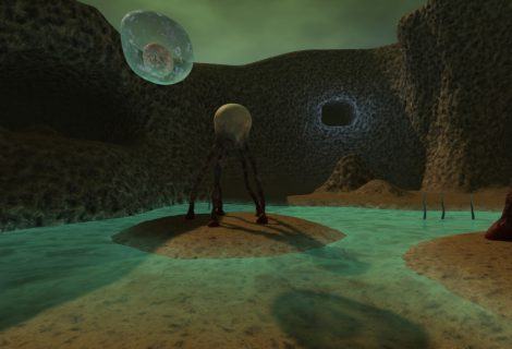 Black Mesa's Xen chapters nearing completion