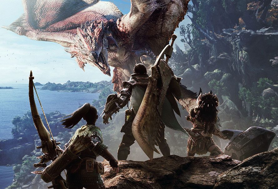 Everything you need to know for Monster Hunter World PC release