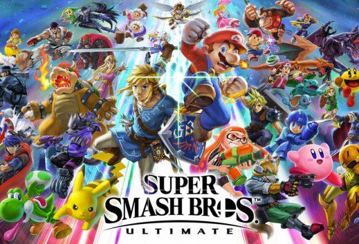 Nintendo reveals Super Smash Bros Ultimate amiibos