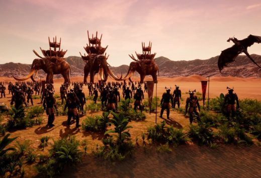 Modders Remake Lord of The Rings: Battle For Middle Earth In Unreal Engine