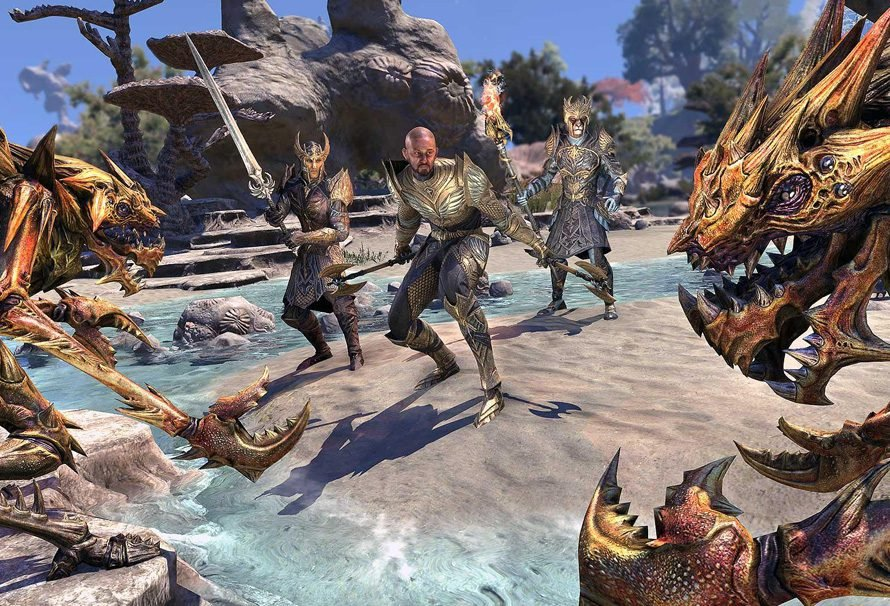 Why now is the perfect time to give The Elder Scrolls Online a second chance