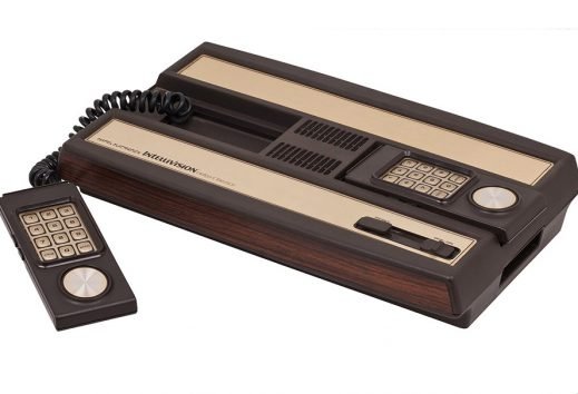 New Intellivision console to have original games, control disc