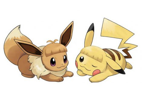 Pokemon: Let's Go, Pikachu! & Let's Go, Eevee! Will Let You Style Your Pokemon's Hair
