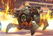 Overwatch update introduces Wrecking Ball, tweaks other heroes