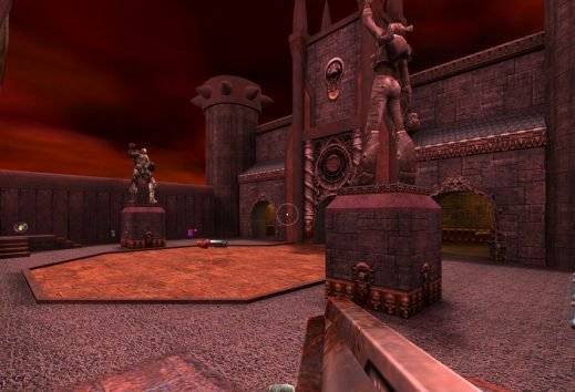 Google AI reaches human-level performance in Quake III Arena