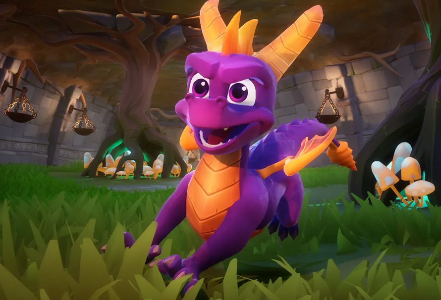 Spyro Reignited Trilogy Delayed To November
