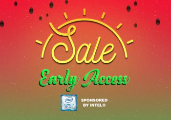 Early Access Summer Sale is Live