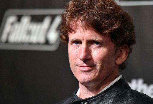 Todd Howard talks Starfield, Fallout 76