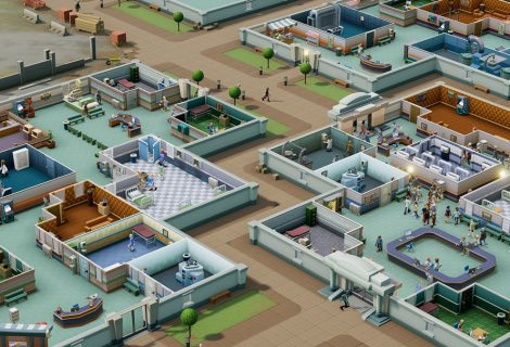 Two Point Hospital gets August release date
