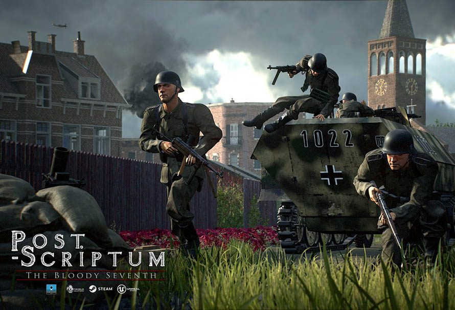 Chart Expert Game – Win a key for Post Scriptum!