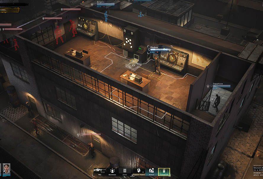 Chart Expert Game – Win a key for Phantom Doctrine!