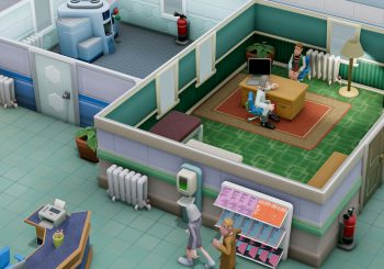 Two Point Hospital now out for PC, Mac and Linux