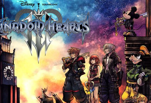 Kingdom Hearts III Gets Bumper TGS Trailer