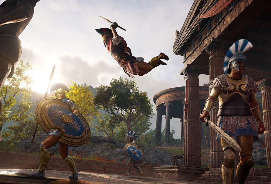 Assassin S Creed Odyssey Setting And Map Green Man Gaming Blog