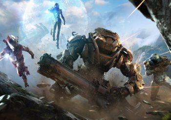 Anthem trailer sheds light on gameplay