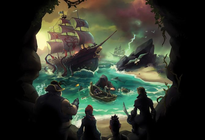Our Top 5 Pirate Games