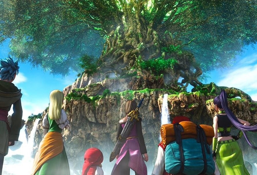 Five Reasons Dragon Quest XI is the Series' Best