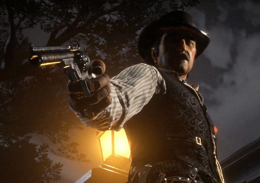 Red Dead Redemption 2 Launch Trailer Showcases The Van Der Linde Gang Dynamic