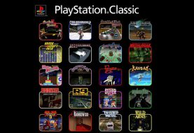 Sony reveals PlayStation Classic games line-up
