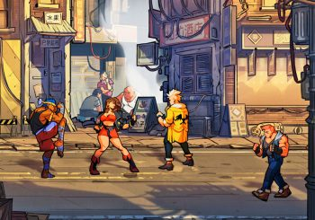 Streets of Rage 4 Interview