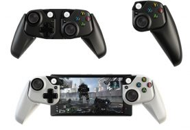 "Microsoft Has Prototyped A ""Versatile"" Concept Controller For Mobile Gaming"