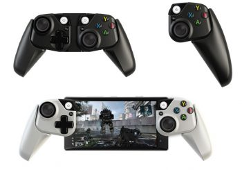 """Microsoft Has Prototyped A """"Versatile"""" Concept Controller For Mobile Gaming"""